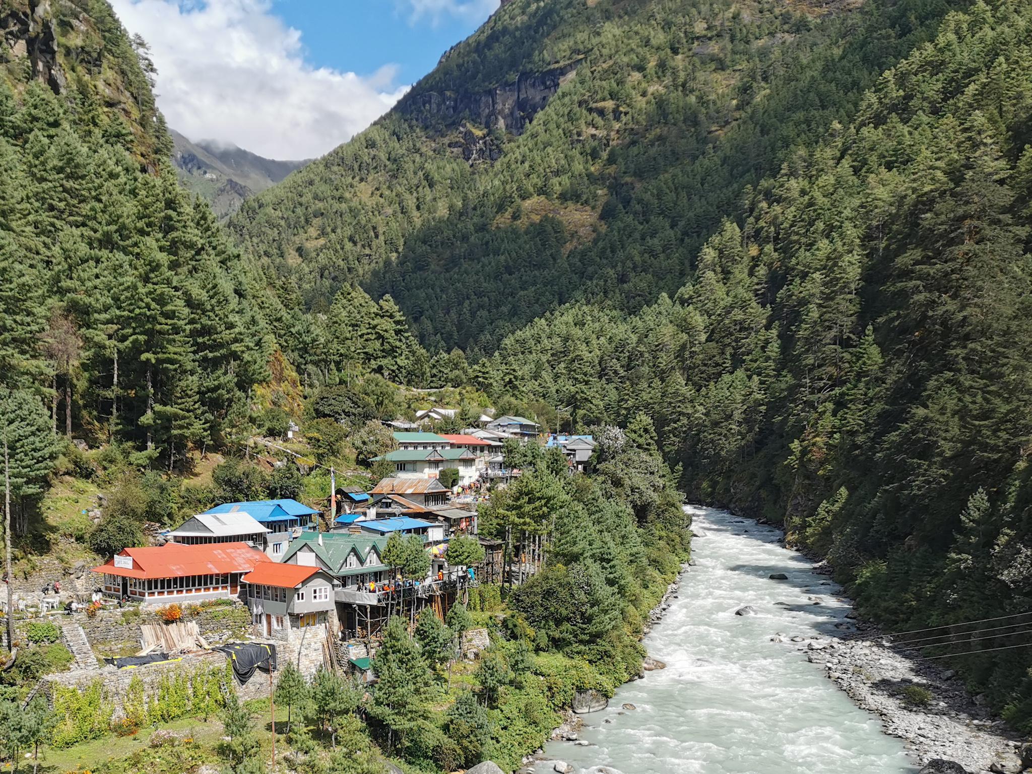 Nepalese Rivendell